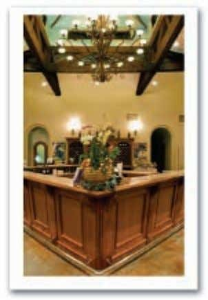 WINE COUNTRY THIS WEEK WINE COUNTRY NEWS Robles has led to more and more tasting rooms,