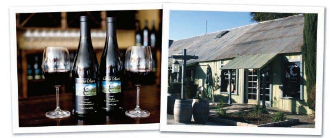 WINE COUNTRY NEWS WINE COUNTRY THIS WEEK Preferred Tasting Room: C ARINA C ELLARS by Michael