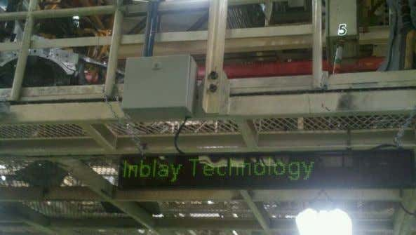 •   Connectivity with digital and analog signals (sensors) Inblay Technology SA de CV | www.inblay.com