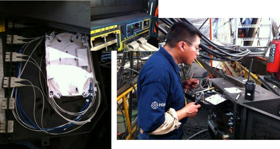 Install •   Install, repair, modify  ber optic installations. Inblay Technology SA de CV |