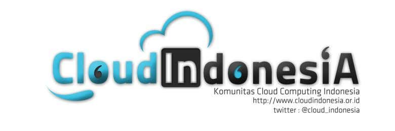 Kriteria Cloud Computing