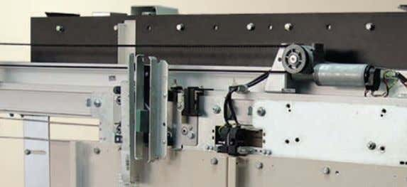 Door Systems designed to meet varied passenger demands Controller and Drive Designed for groups of