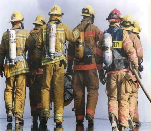 "Real-life heroes from today ""Firemen are going to get killed. When they join the department they"