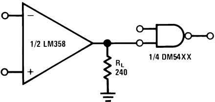 Bandpass Filter Figure 23. LED Driver Figure 22. Lamp Driver Figure 24. Driving TTL 16 Submit