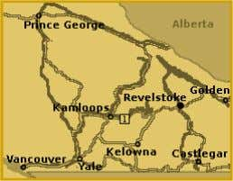 R EVELSTOKE , B RITISH C OLUMBIA Revelstoke is a city in South–Eastern British Columbia, Canada.