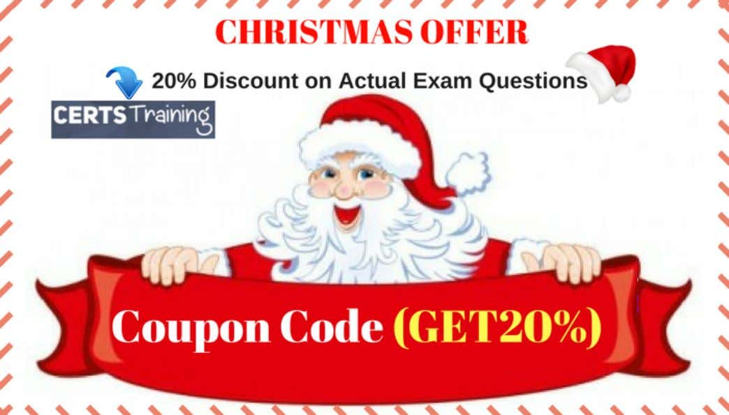 Exam products along with Massive discounts up to 20% The target audience: The Cisco Cer fied