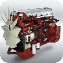 Mack's engine brake, PowerLeash, ™ is ideal for operation in the new MP7 and