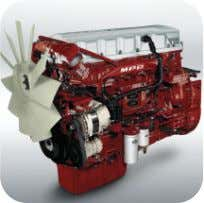 Ultimate performance. The new MP7 and MP8 engines are designed to maximize the many great