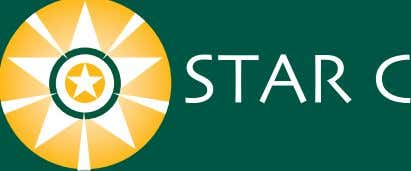 """Let your star shine!"" 3803 N. Fairfax Dr., Suite 100 Arlington, Va. 22203-1701 Toll-free: (866)"
