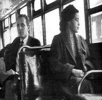 Rosa Parks-The Montgomery Bus Boycott Harriet Tubman- The Underground Railroad