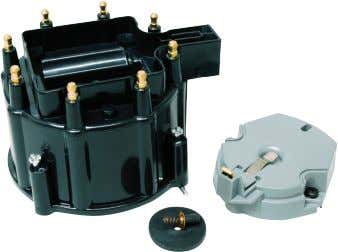 voltage ignition systems – auto, marine or power sports. Street Fire Cap & Rotor Kits High