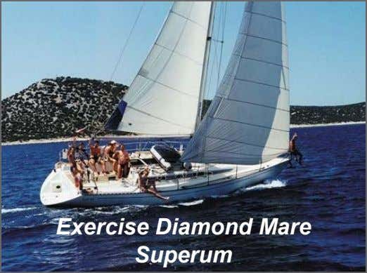Exercise Diamond Mare Superum