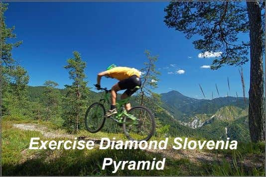 Exercise Diamond Slovenia Pyramid