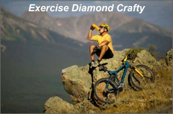 Exercise Diamond Crafty