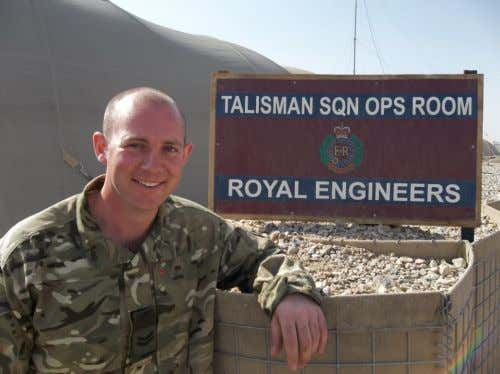 Cpl Taylor joined the Army in September 1996 and has served in Northern Ireland, Kosovo, Iraq,