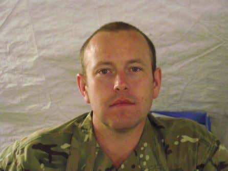 SSgt Rob Finn works in the HQ Sqn as the Ops SNCO and J6 centre of