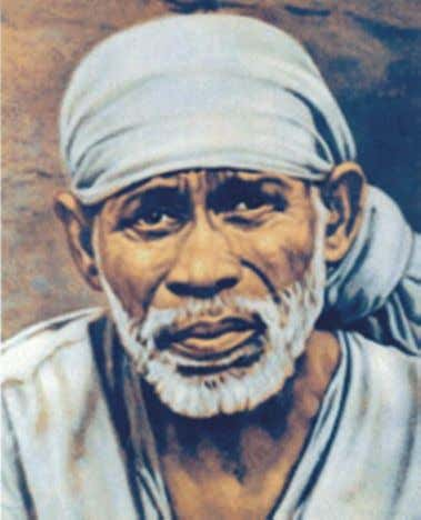 Sai Baba of Shirdi (September 28, 1838 – October 15, 1918)
