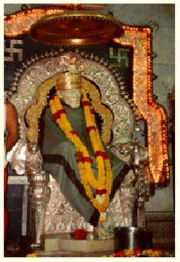 Shrine Shirdi Sai