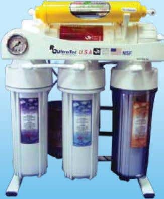 6 Stages Reverse Osmosis Water Dispenser With Built in R.O Water Filter with Ultra Violet Anti
