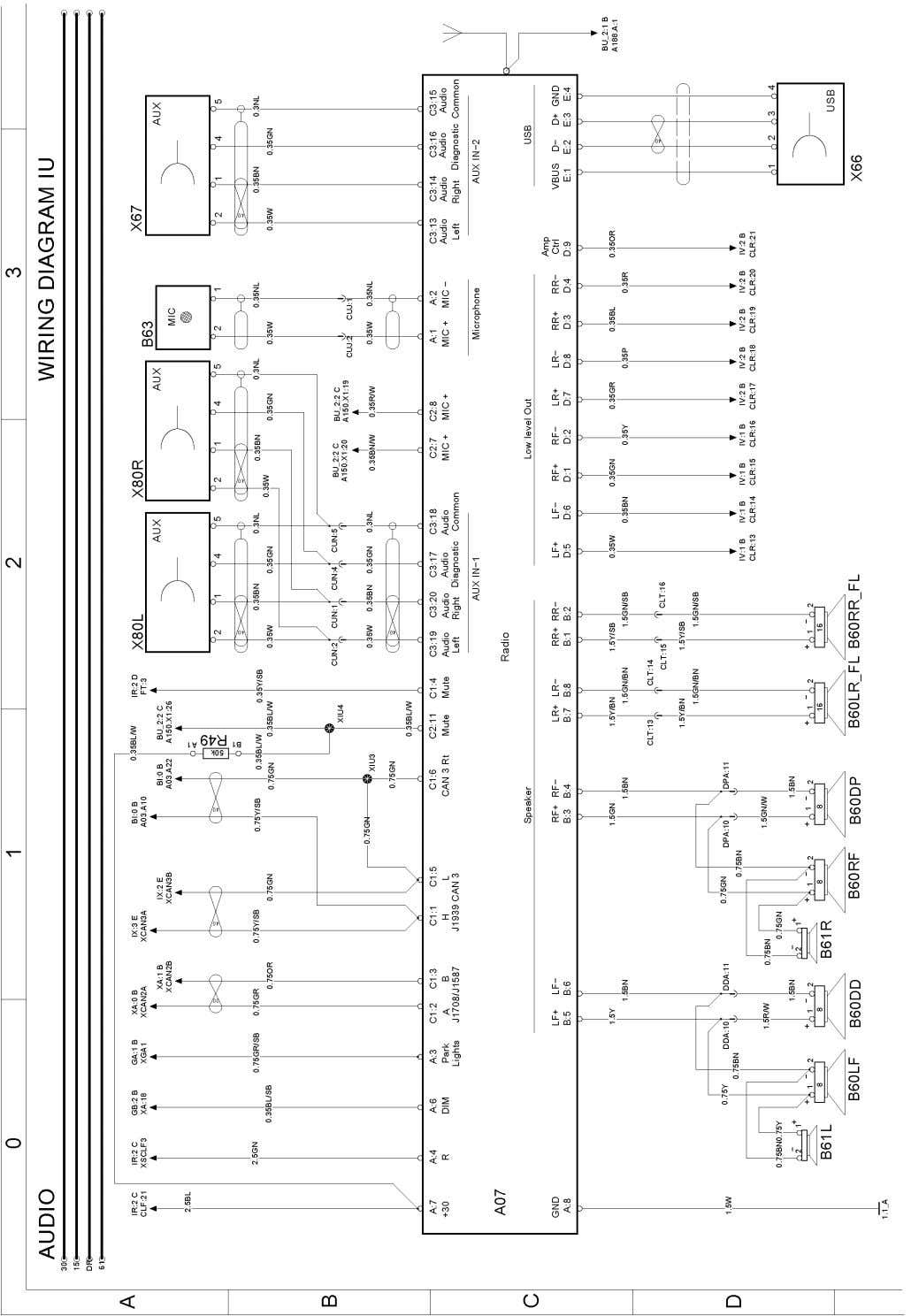 T3075464 Page 98 (298) Wiring diagram