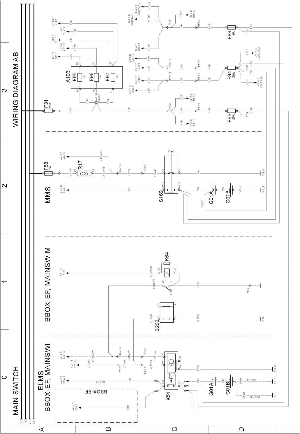 T3059889 Page 8 (298) Wiring diagram
