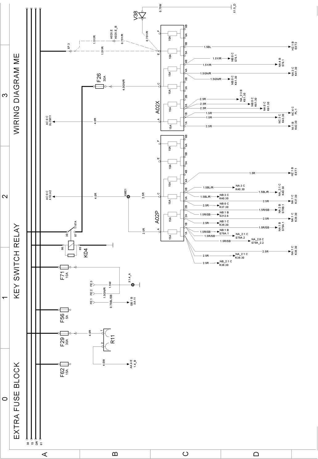 T3064938 Wiring diagram Page 107 (298)