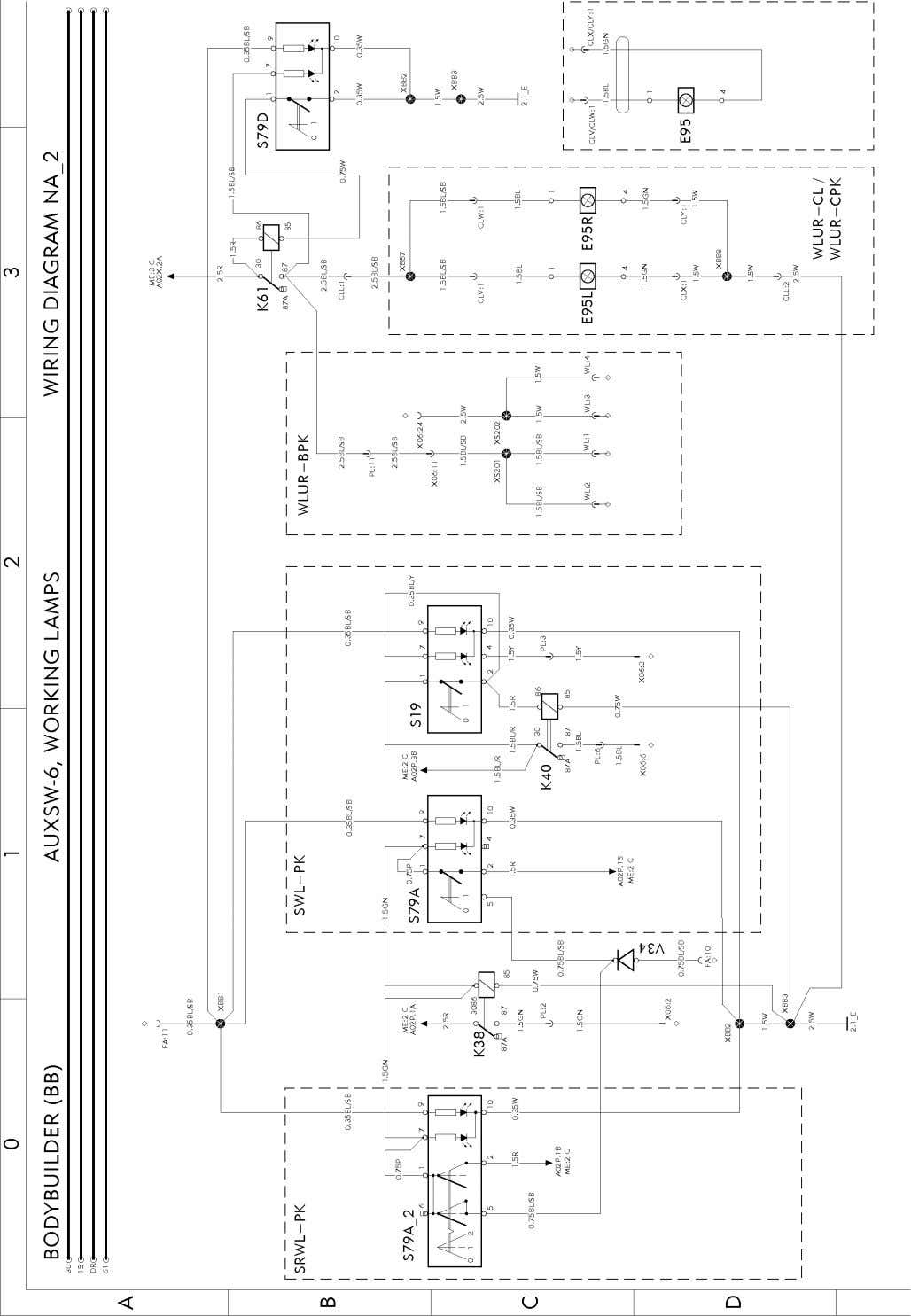T3057057 Page 110 (298) Wiring diagram