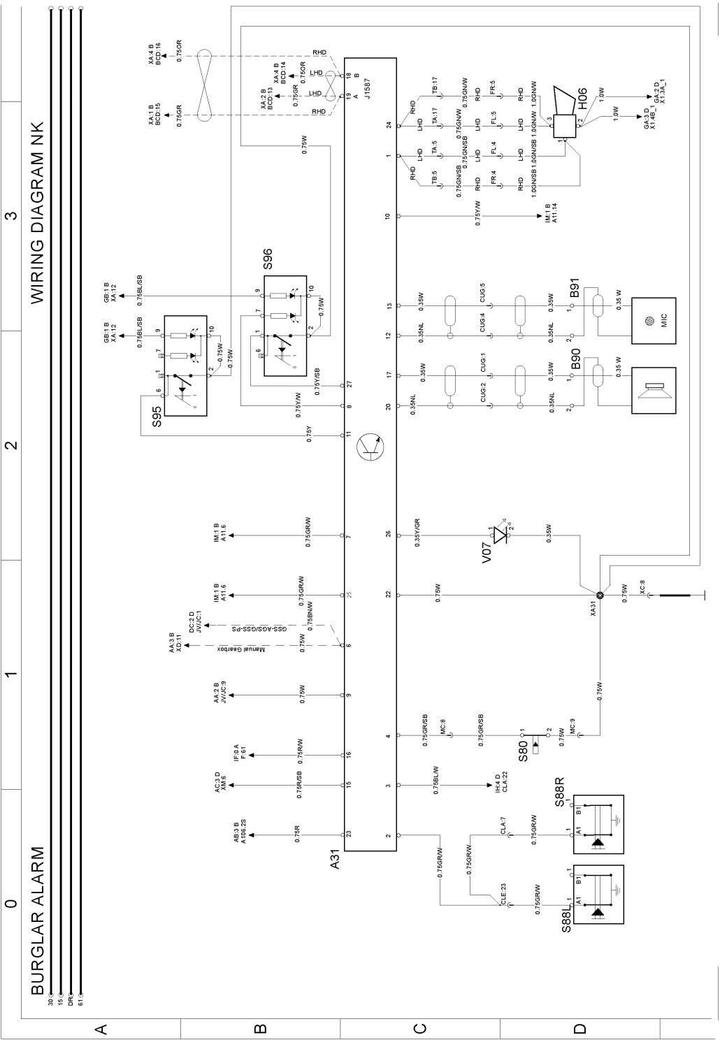 T3059731 Page 114 (298) Wiring diagram