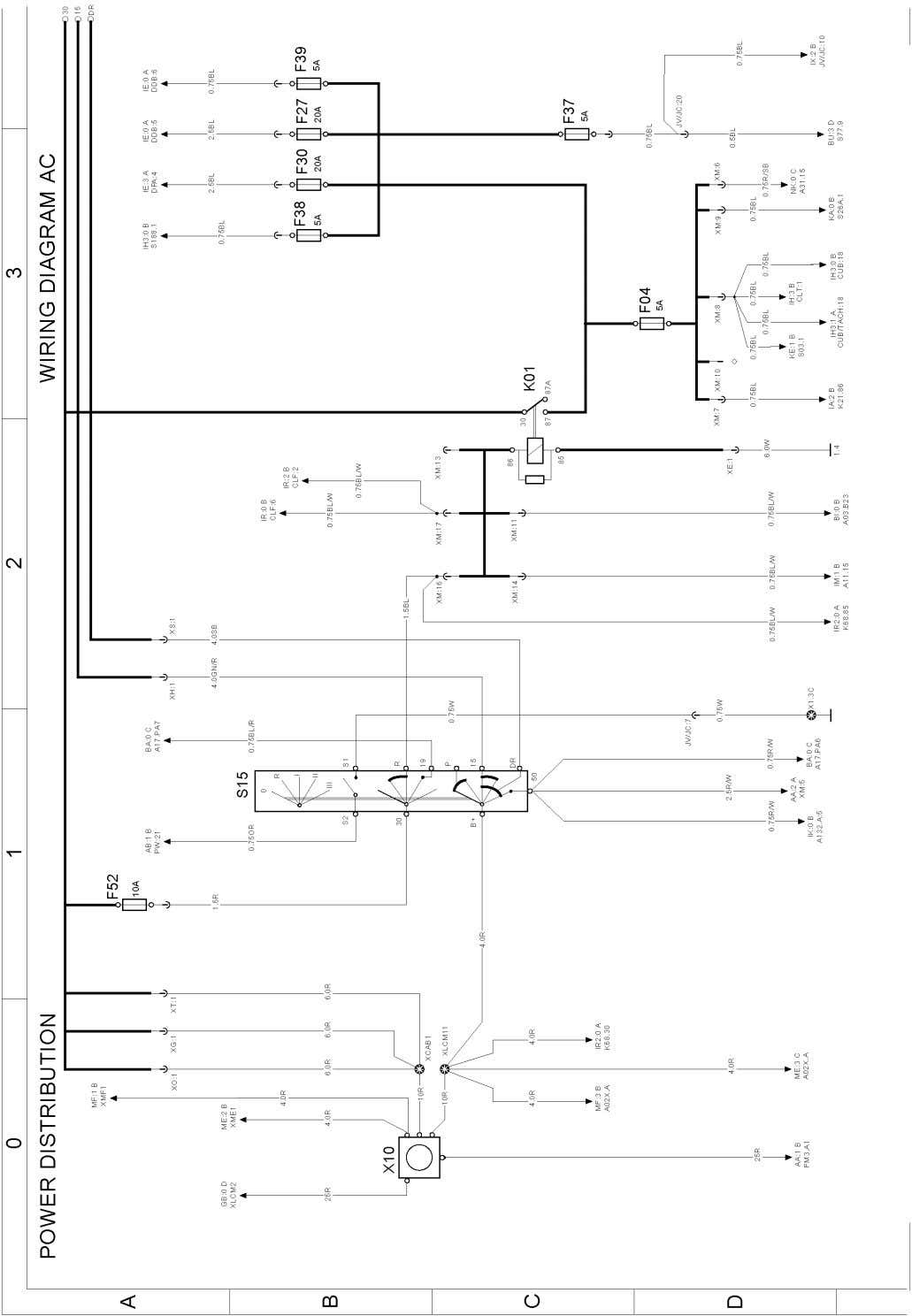 T3075968 Wiring diagram Page 9 (298)