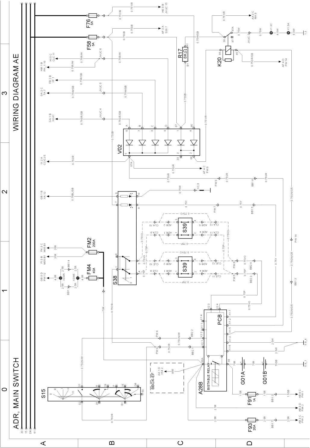 T3059891 Page 10 (298) Wiring diagram