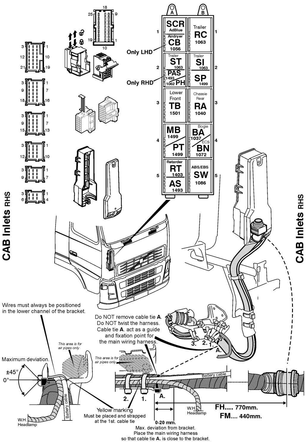 T3060169 Page 130 (298) Wiring diagram
