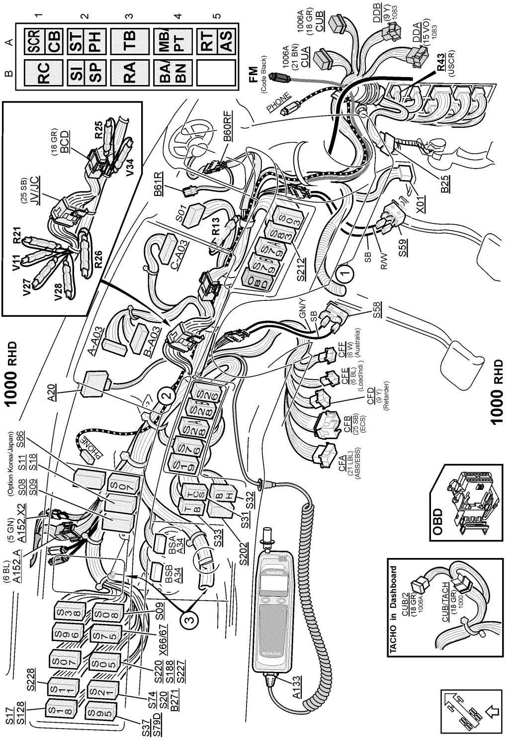 T3075457 Page 136 (298) Wiring diagram