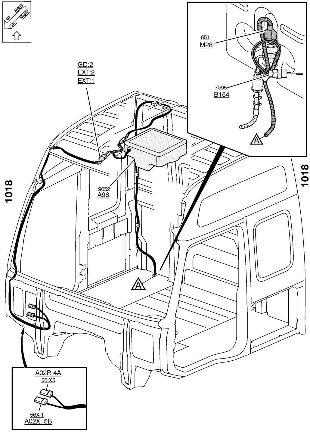 T3017279 Page 154 (298) Wiring diagram