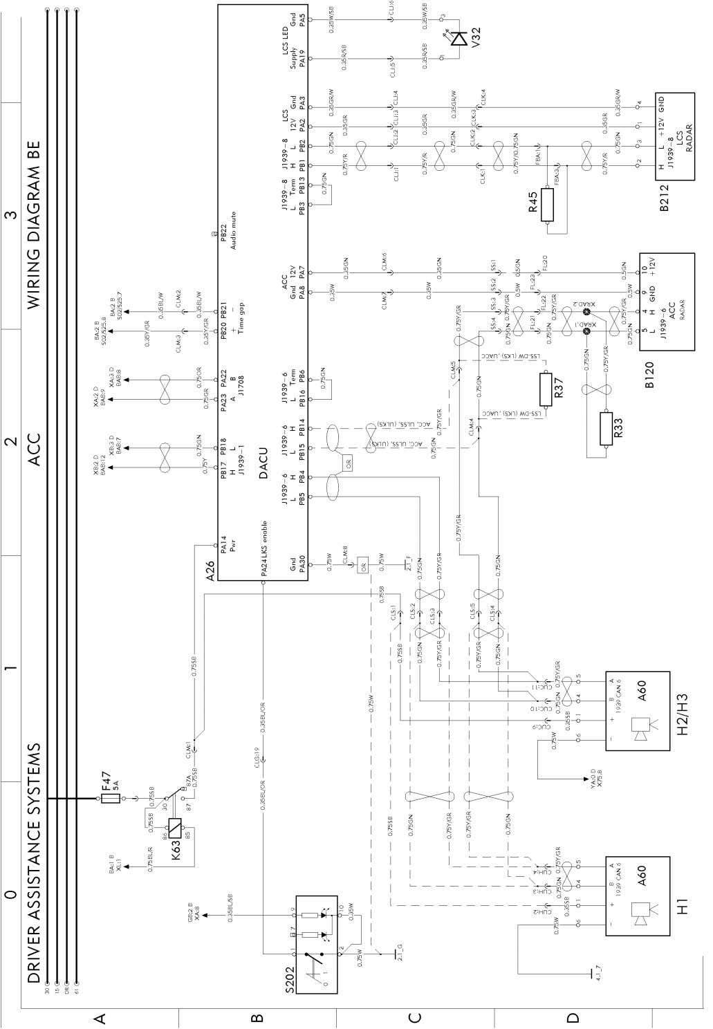 T3021434 Wiring diagram Page 13 (298)