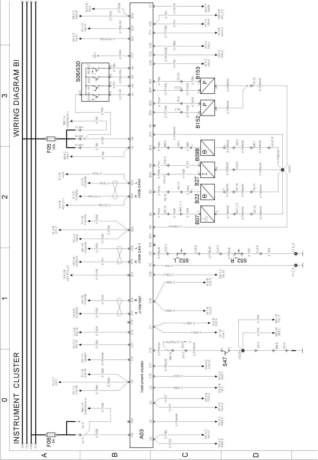 T3059892 Page 14 (298) Wiring diagram