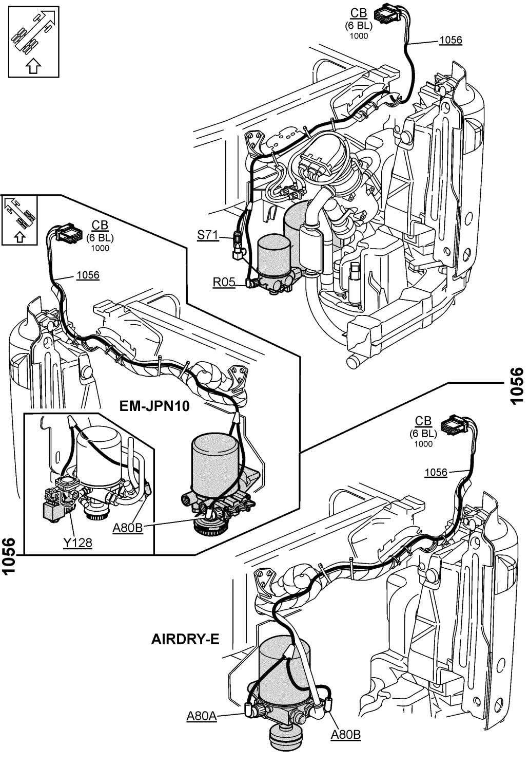 T3057767 Page 170 (298) Wiring diagram