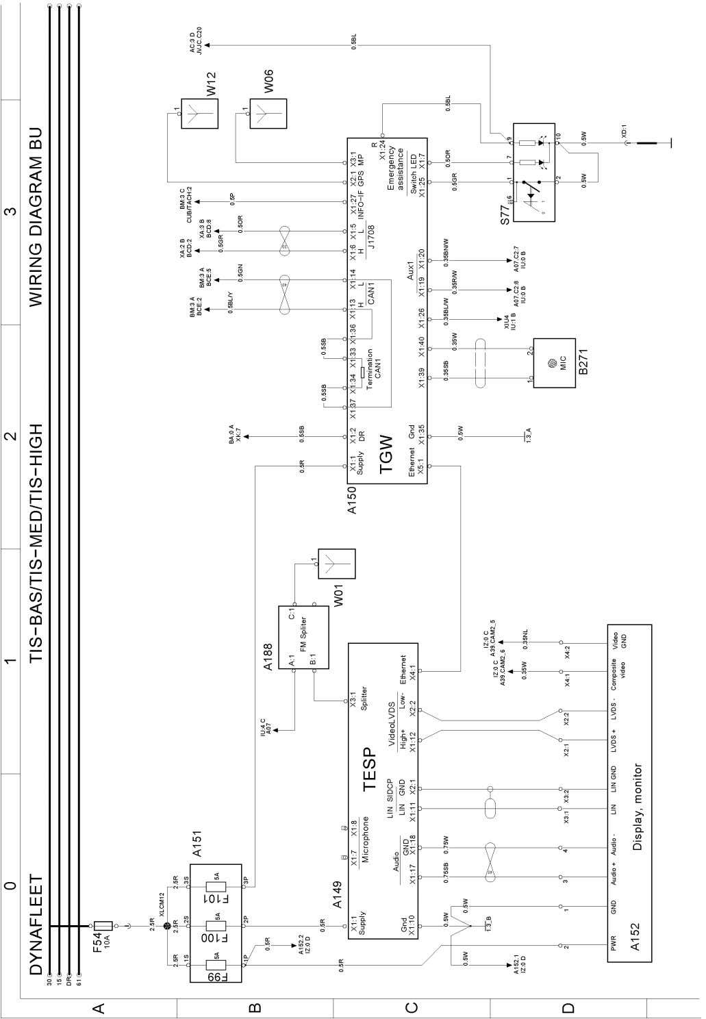 T3075463 Wiring diagram Page 17 (298)