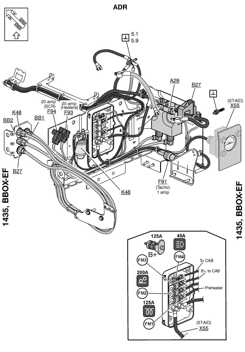T3068088 Page 204 (298) Wiring diagram