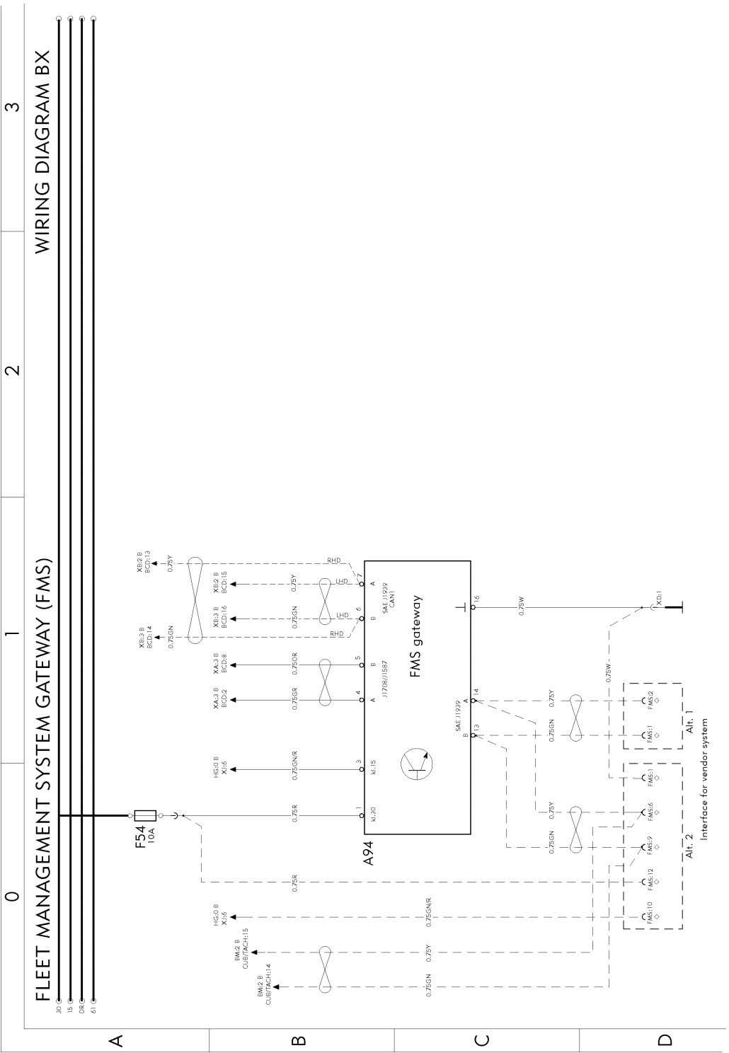 T3029034 Page 18 (298) Wiring diagram