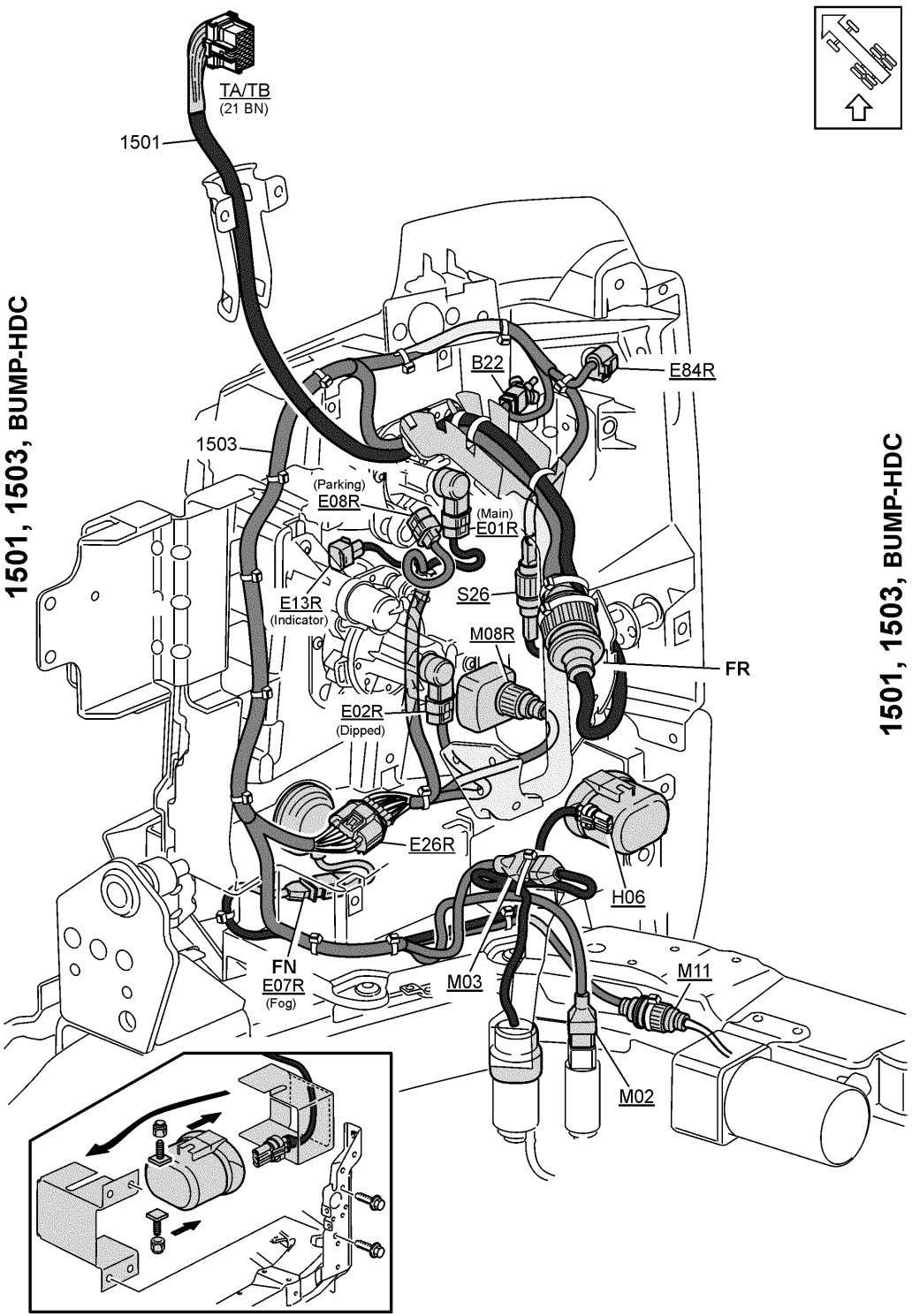 T3057745 Wiring diagram Page 217 (298)