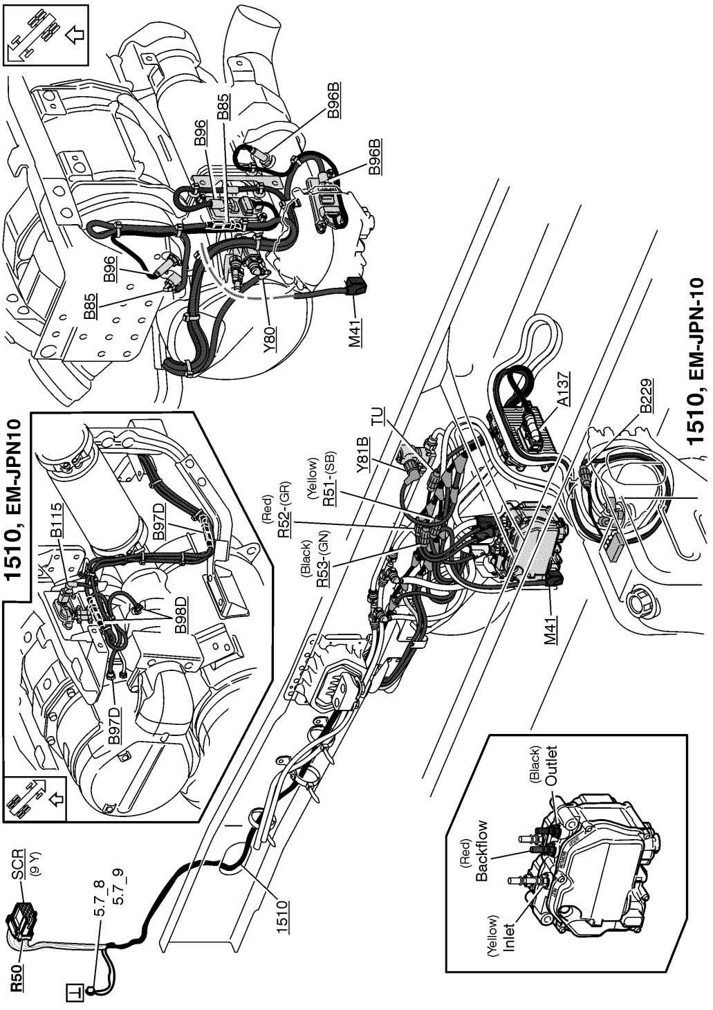 T3056934 Wiring diagram Page 225 (298)