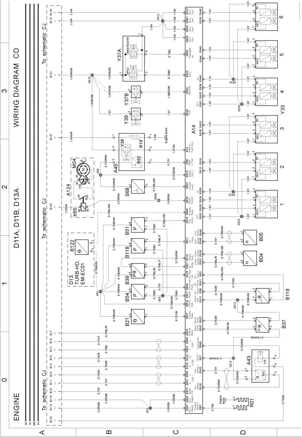 T3057378 Page 22 (298) Wiring diagram