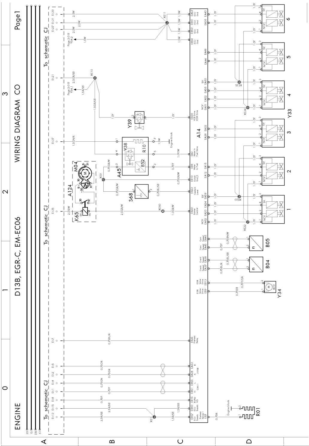 T3029201 Wiring diagram Page 25 (298)