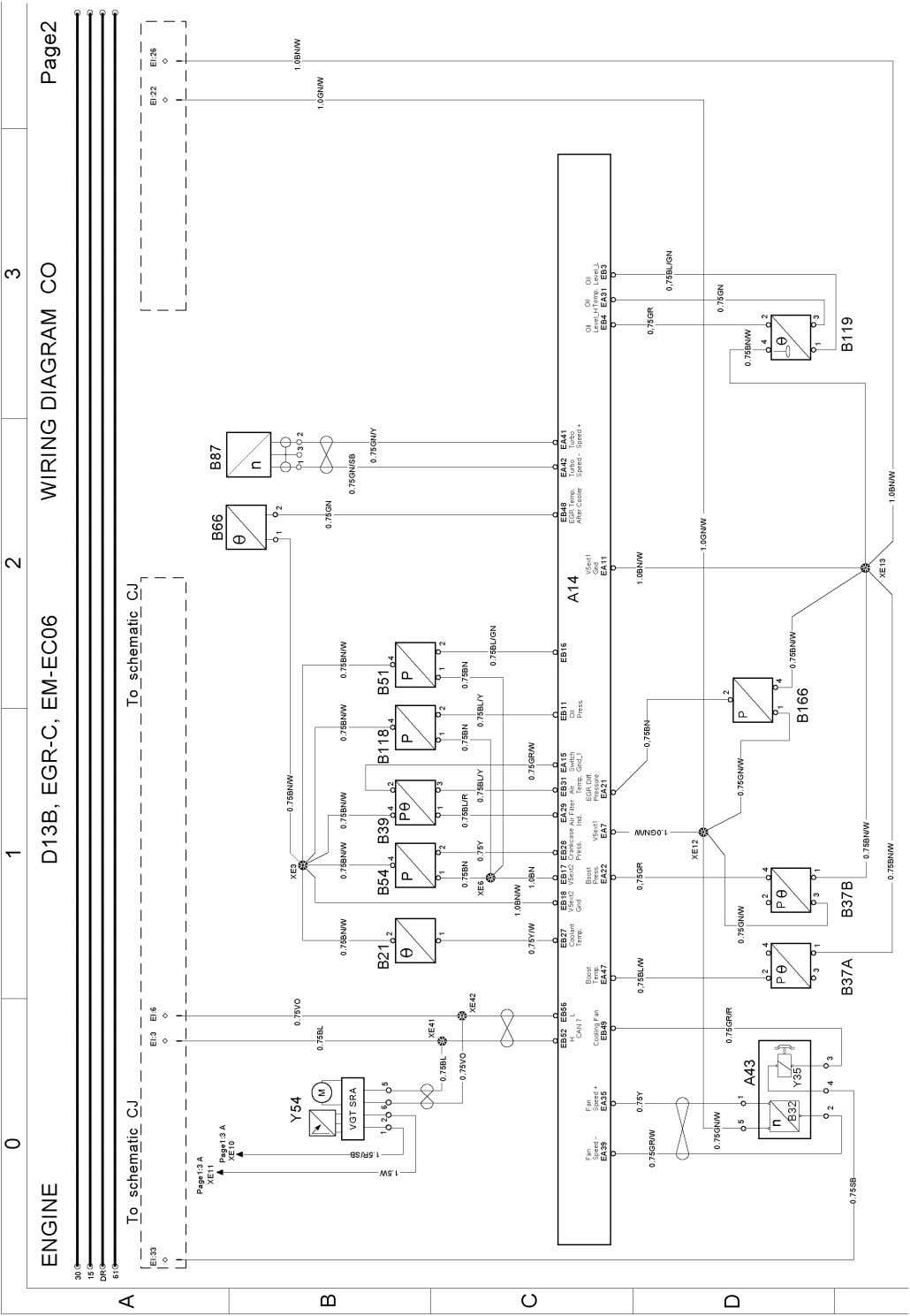 T3081939 Page 26 (298) Wiring diagram