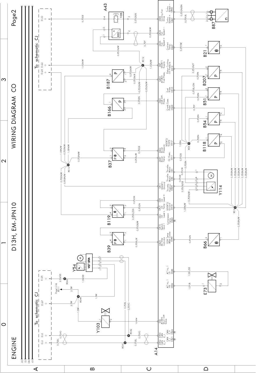 T3056931 Page 28 (298) Wiring diagram