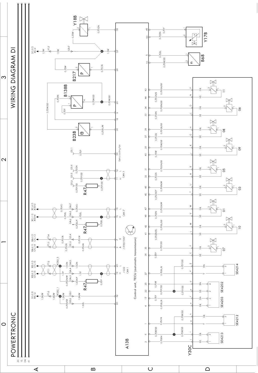 T3028723 Wiring diagram Page 35 (298)