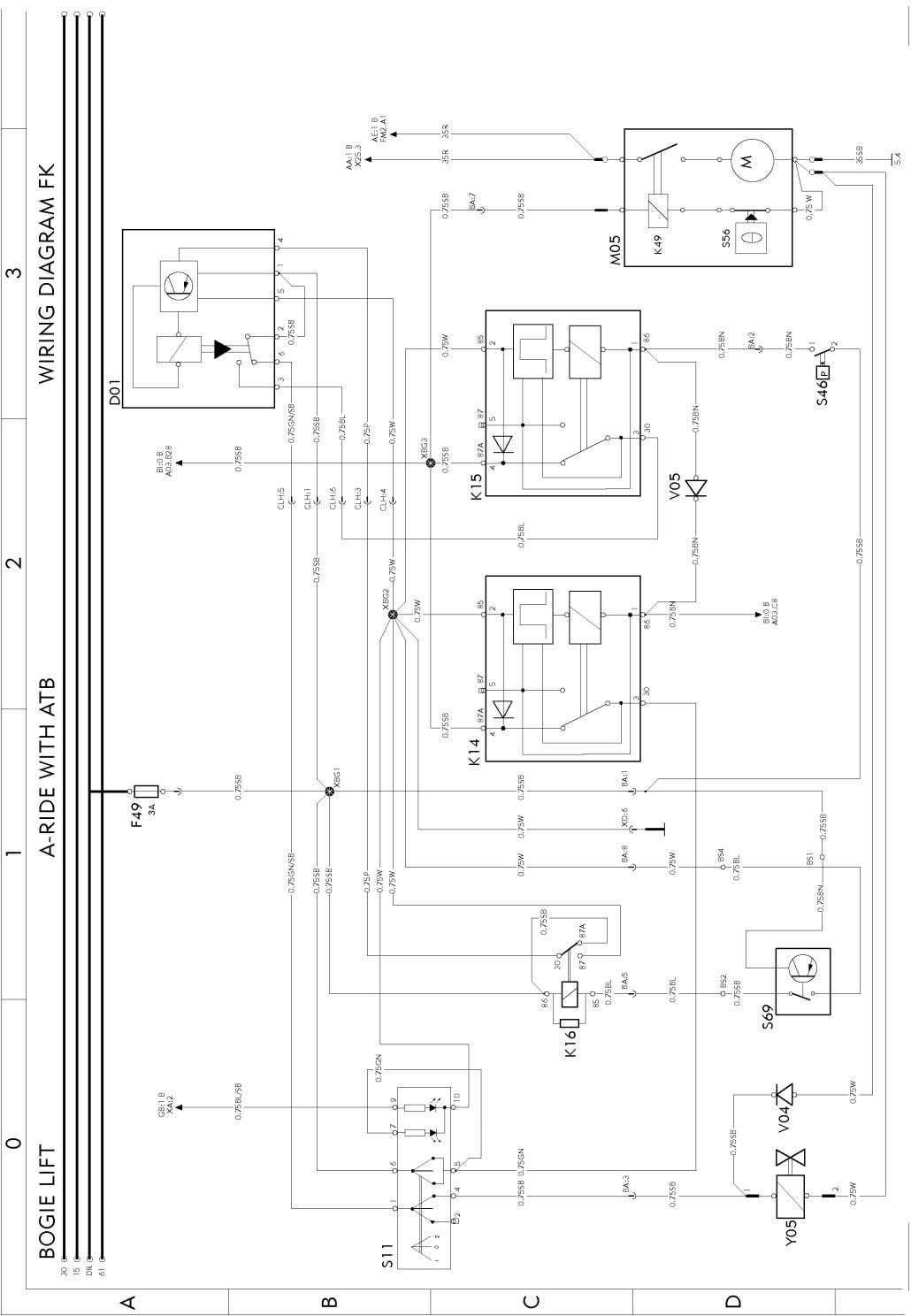 T3021450 Page 52 (298) Wiring diagram