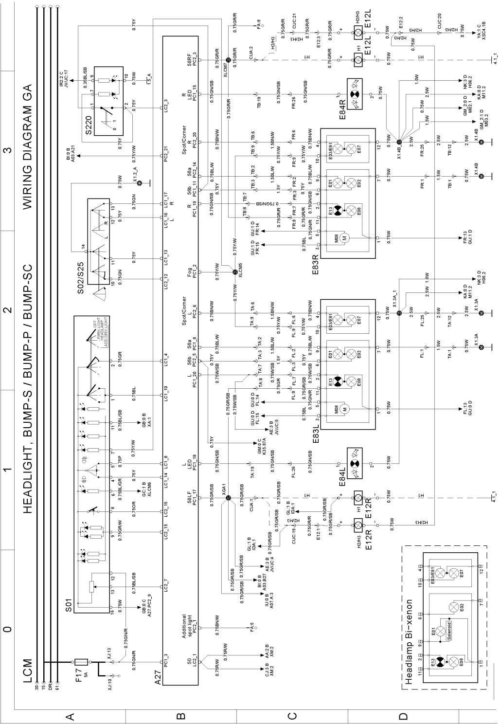 T3059725 Page 60 (298) Wiring diagram