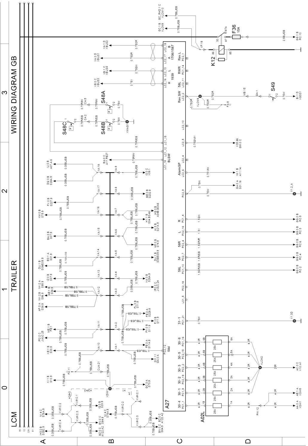 T3077967 Page 62 (298) Wiring diagram
