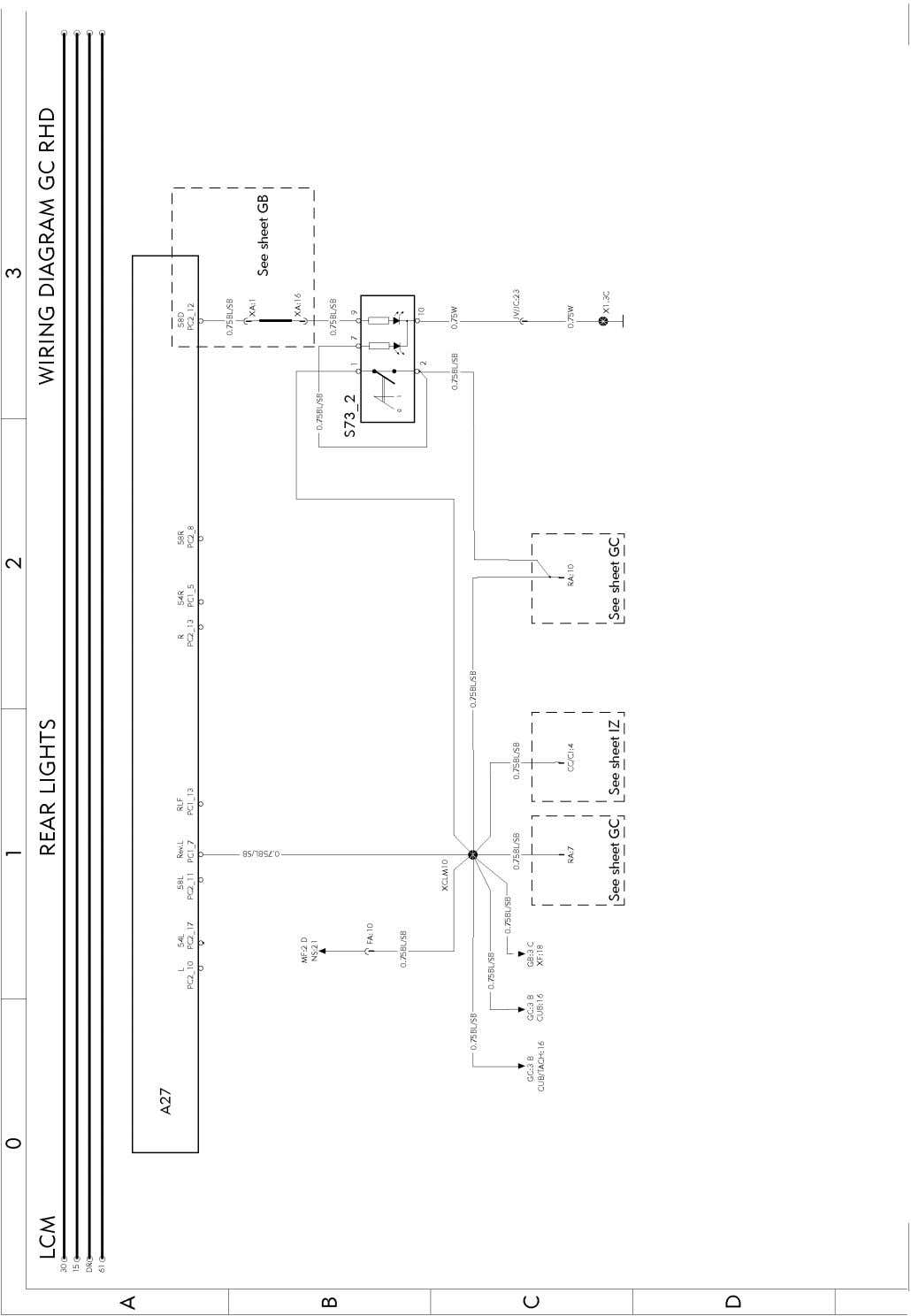 T3021458 Page 64 (298) Wiring diagram